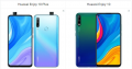 Huawei Enjoy 10 vs Huawei Enjoy 10 Plus