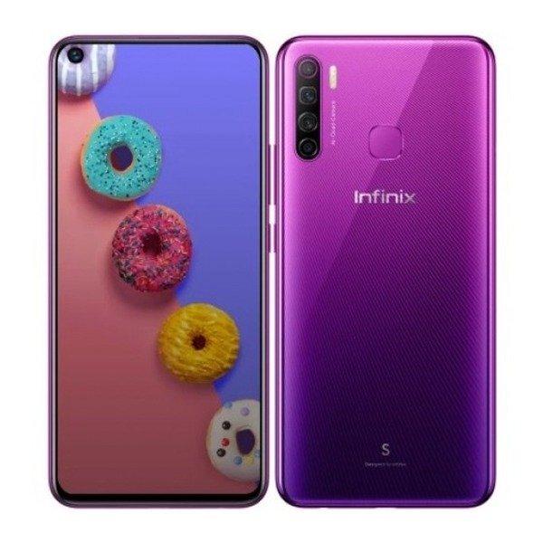Bei Ya Infinix S5 Pro Tanzania
